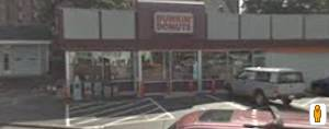 The, and my, first Dunkin' Donuts