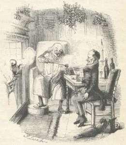 Scrooge reformed