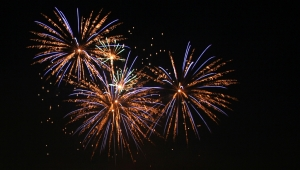 """""""New Year's Day is every man's birthday."""" -- Charles Lamb"""